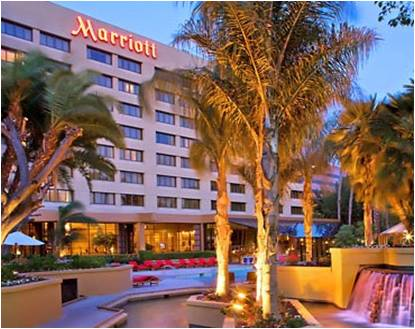 Long Beach Marriott Hotel Near Airport On Unled1